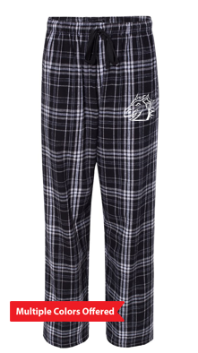 Spring PTO '20 - Youth/Adult Flannel Pants with Pockets (Dragon Head)