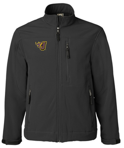 Spring PTO '20  - Adult/Unisex Black Soft Shell Jacket (EMB)