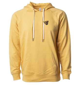 Spring PTO 2021  - Lightweight Hooded Pullover (EMB)