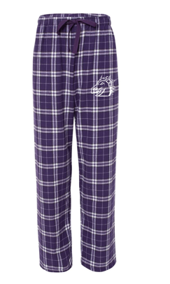 CLOSEOUT - Youth/Adult Flannel Pants with Pockets (Dragon Head)