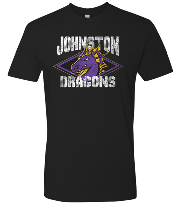 JCSD - Diamond Dragon Tshirt in Multiple Colors (Youth/Unisex)