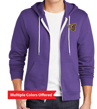 Spring PTO 2021 - Unisex Flex Fleece Full-Zip Hoodie (EMB)