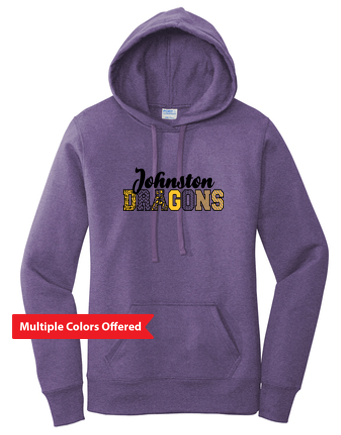 Fall PTO '20 - Ladies Core Fleece Hooded Sweatshirt (Ladies Design)