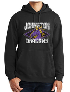 JCSD - Diamond Dragon Midweight Hooded Sweatshirt