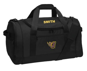 JCSD - Personalized Fire-J Large Voyager Duffel Bag