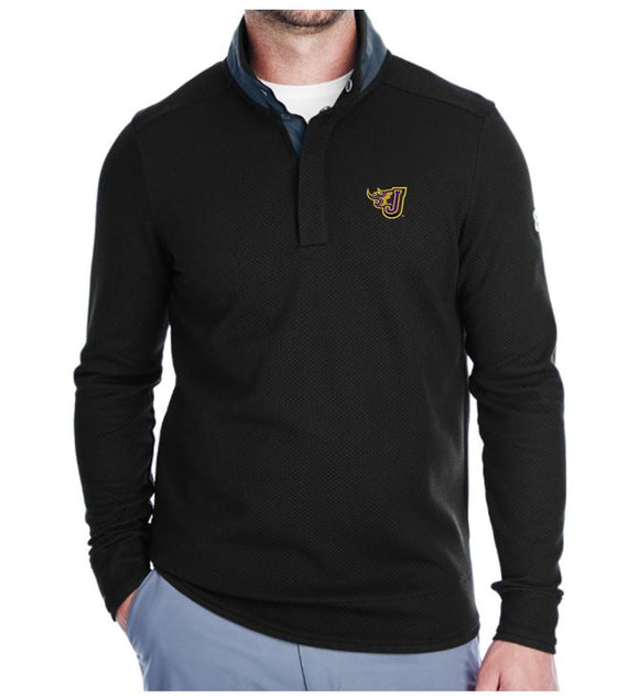 JCSD - Fire J Under Armour 1/4 Snap Up Sweater Fleece (Mens/Unisex)
