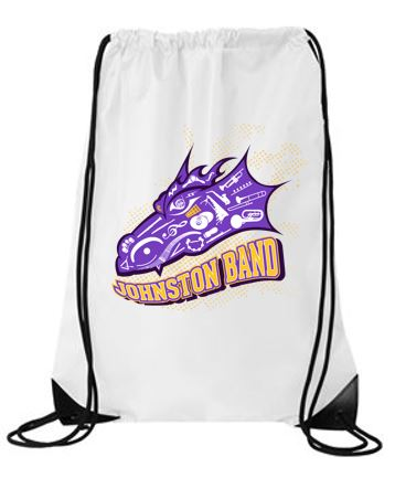 Johnston Band - Drawstring Backpack