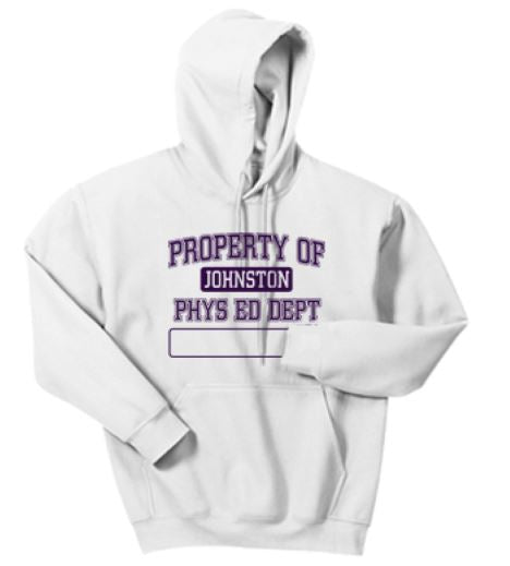 CLOSEOUT - Property of Gym Wear Hooded Sweatshirt (Youth & Adult)