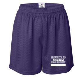 CLOSEOUT - Property of Gym Wear Ladies 5'' Short