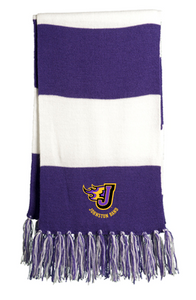 Johnston Band - Spectator Scarf (Embroidery Design)