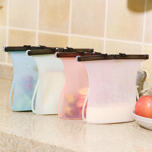 Reusable Storage Containers-Completely Plastic-Free