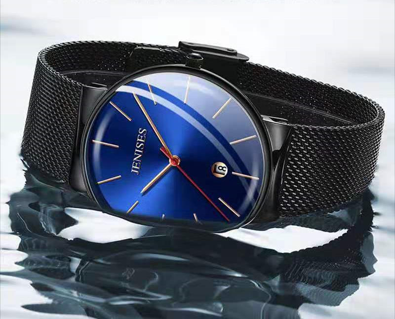 best gift(sell at a low price) Luxury waterproof fashion watch