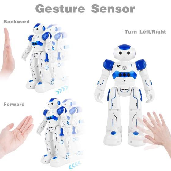 Christmas promotion-Smart Infrared Sensing Robot -(Free Shipping&Save $40)