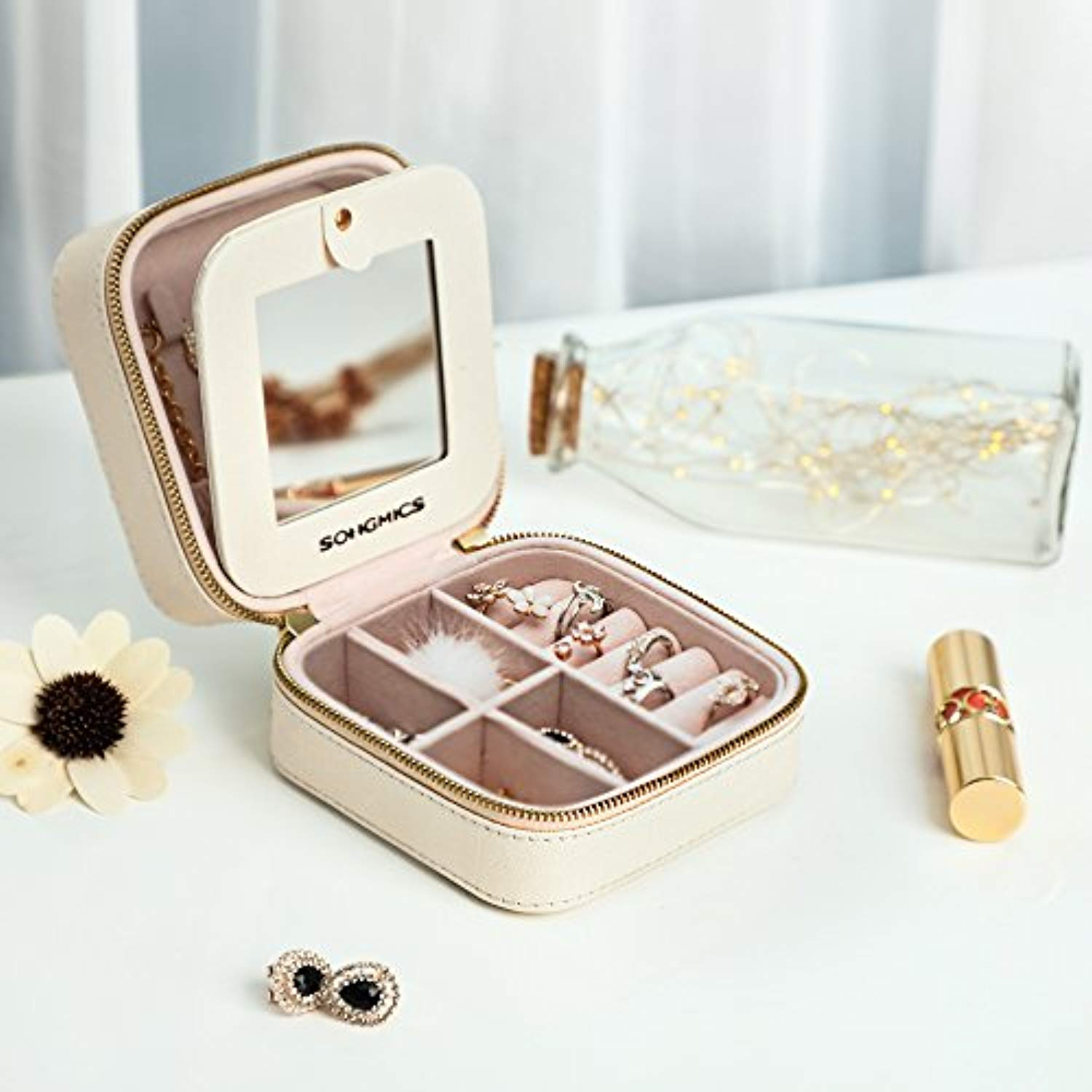 Portable Travel jewelry box(10%OFF)