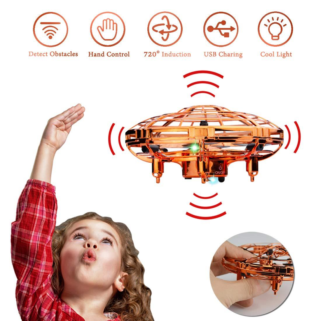 2019 New UFO Flying Mini-Drone --Free Shipping