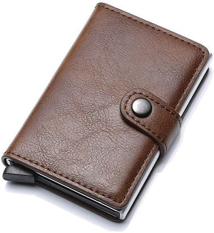 【Thanksgiving special offer】RFID Blocking Wallet 【Safe, portable, anti-stealing】