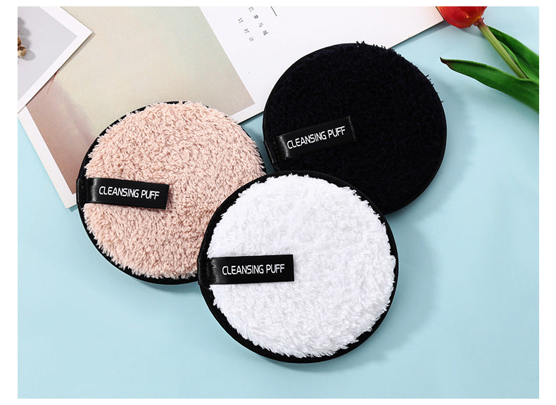 Microfiber Suede Cleansing Cotton(3pcs more cheaper)(Reuse for 2 years)
