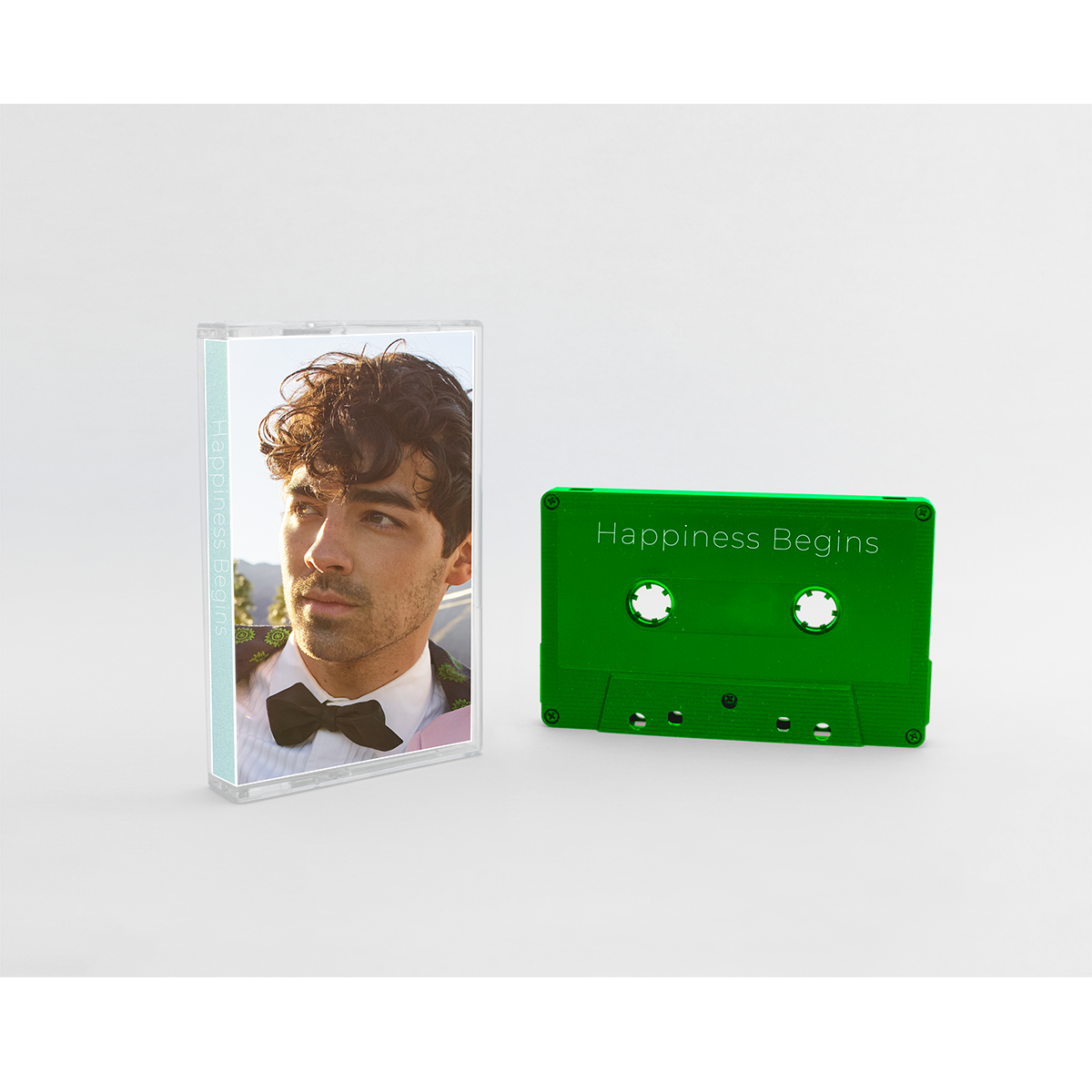 EXCLUSIVE CASSETTE (JOE VERSION) - Jonas Brothers Official