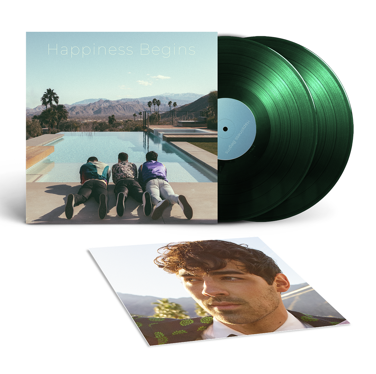 EXCLUSIVE LP (JOE VERSION) - Jonas Brothers Official