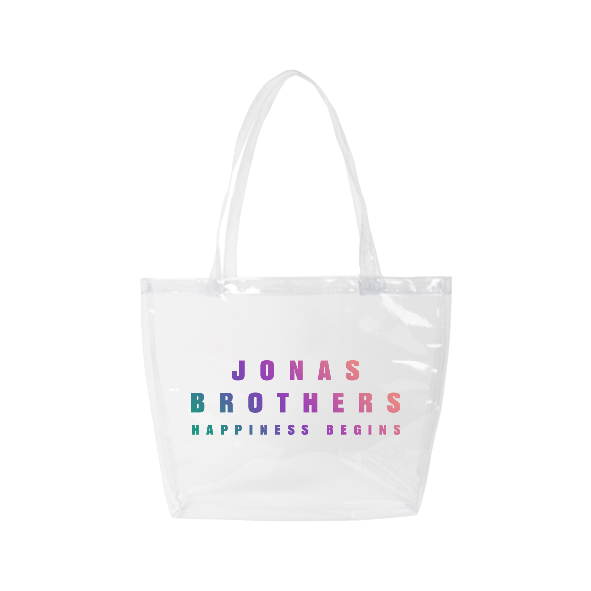 HAPPINESS BEGINS TOTE-Jonas Brothers