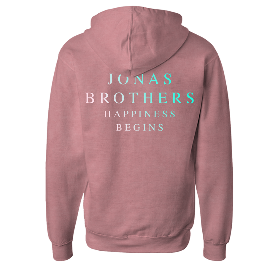 HAPPINESS BEGINS HOODIE - Jonas Brothers Official