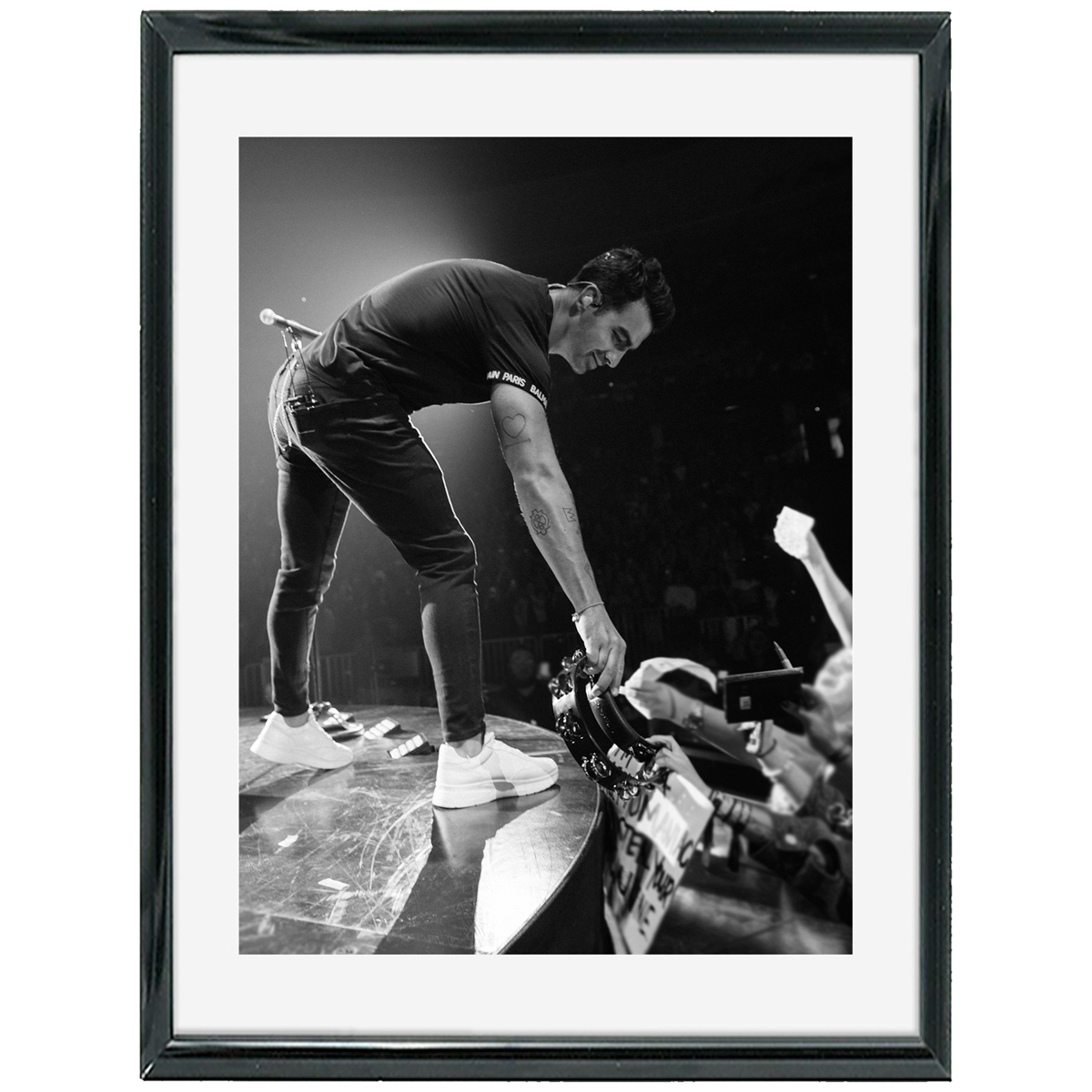 LIMITED EDITION JOE PRINT-Jonas Brothers
