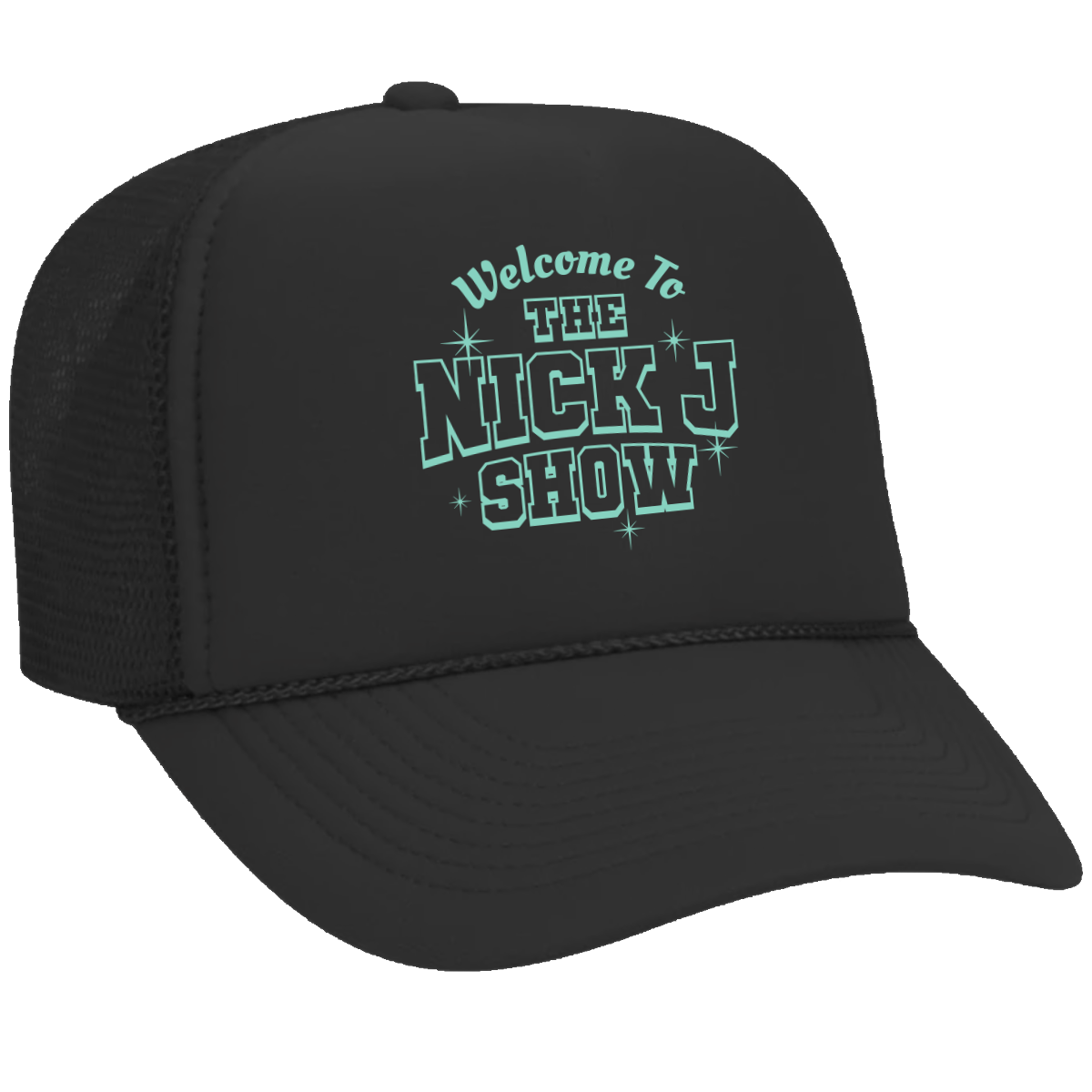 NICK J SHOW TRUCKER HAT
