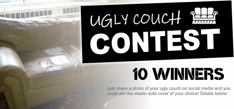 DecorZee.com Ugly Couch Contest