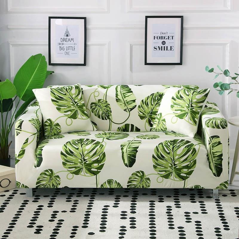 Top Couch Cover - Palm