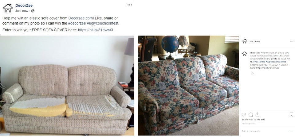 Sample Ugly Couch Entries