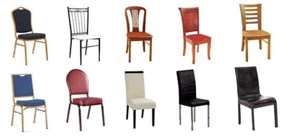 Dining Chair Slipcover Types