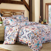 2/3-Piece Native Aztec Ethnic Pattern Duvet Cover Set