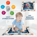 KidMat™ - Tummy Time Inflatable Babies Water Mat