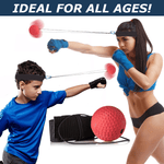 PunchBall™ - Boxing Reflex Ball for Kid & Adult - AHADAY- Online Shopping With Great Deals