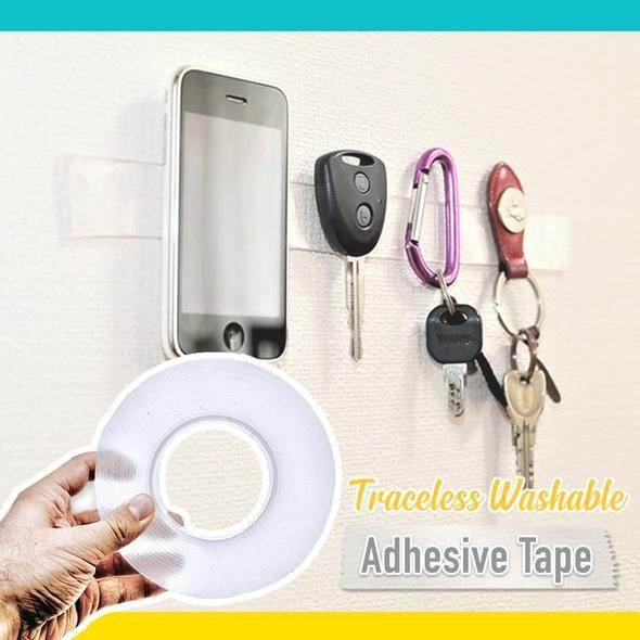 Tapie™ - Traceless Washable Nano Adhesive Tape - AHADAY- Online Shopping With Great Deals