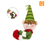 [Aha Xmas] Elves Wine Bottle Cover - AHADAY- Online Shopping With Great Deals
