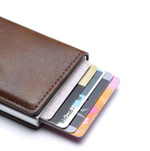 RFID Blocking Vintage Business Wallet - AHADAY- Online Shopping With Great Deals