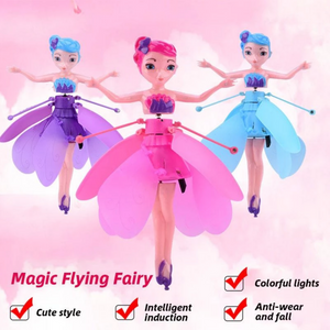 Magic Flying Fairy Princess Doll - AHADAY- Online Shopping With Great Deals