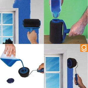 PAINTE™ - Multifunctional Paint Roller PRO Kit - AHADAY- Online Shopping With Great Deals