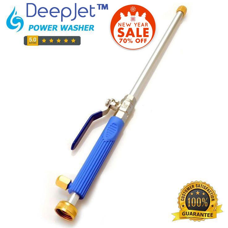 DeepJet™: 2-in-1 High Pressure Power Washer - AHADAY- Online Shopping With Great Deals