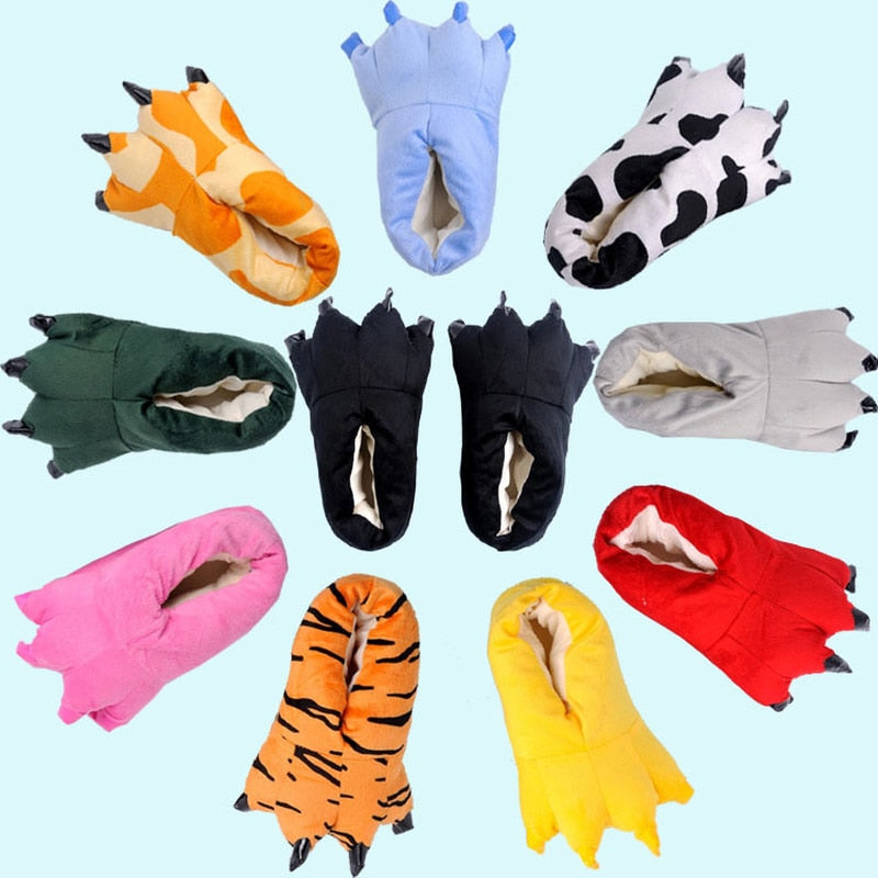 [Halloween Treats] Funny Big Feet Slipper - AHADAY- Online Shopping With Great Deals