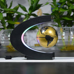Levitating Globe With LED Light