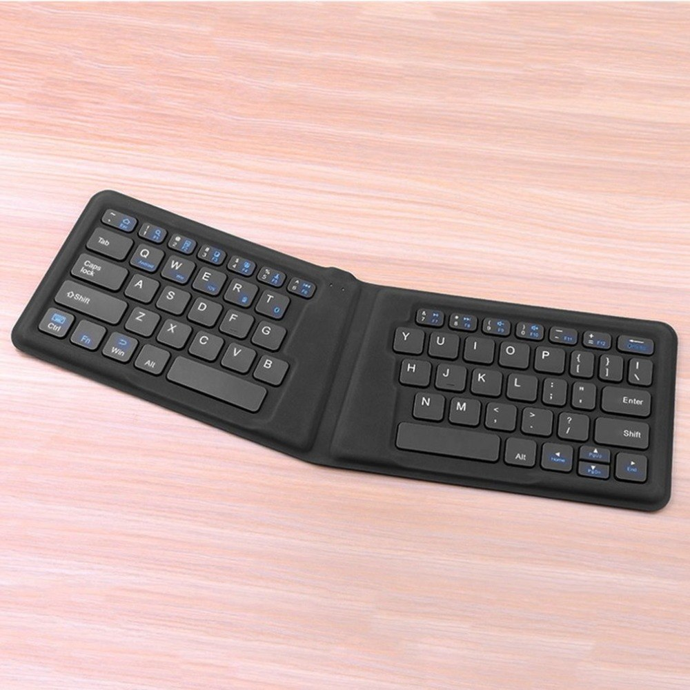 [Foldable & Portable] Universal Rechargable Bluetooth Keyboard - AHADAY- Online shopping with great deals