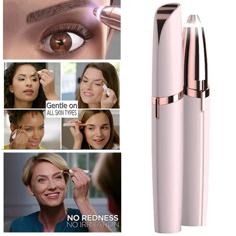 IBrows™ - Facial Hair Remover (2019 Upgraded) - AHADAY- Online Shopping With Great Deals