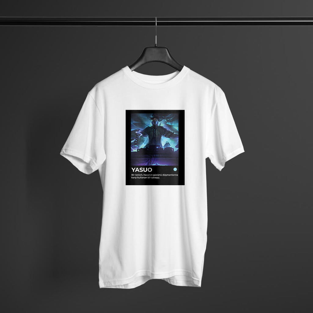 Yasuo T-Shirt - Feedermarket