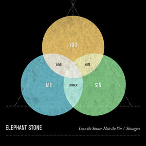Elephant Stone - Love The Sinner 7""