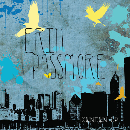 Erin Passmore - Downtown EP CD