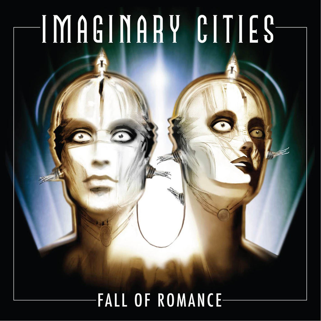 Imaginary Cities - Fall of Romance CD