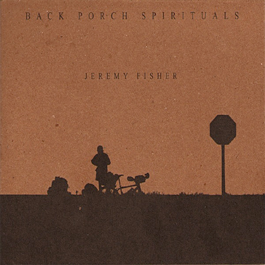 Jeremy Fisher - Back Porch Spirituals CD