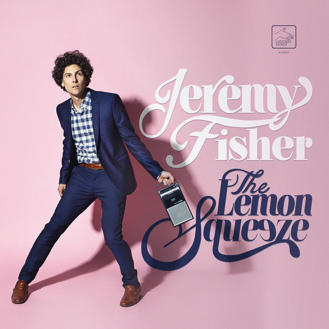 Jeremy Fisher - Die Lemon Squeeze CD